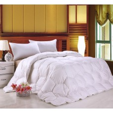 Cotton Down Comforters Down/Feather Blend Duvet Core