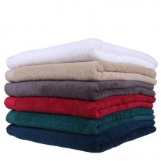 Big Size Matt Cotton Bath Towel 35x72 inch Various Colors