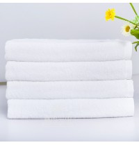 Good Quality Large White Cotton Hotel/Home Bath Towel 32x71 inch 600G