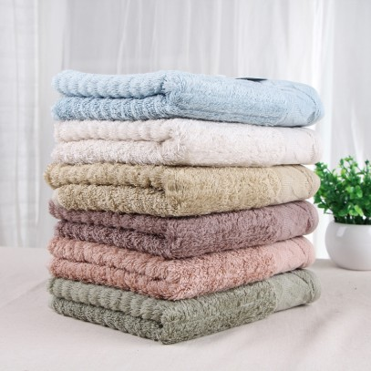 "12PC/Set Premium 100% Egyptian Cotton High Spiral Cotton Hand Towels 13""x31"" 160G"