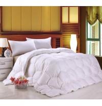 Cotton Down Comforters Down/Feather Blend Duvet Core