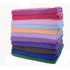"Microfiber Bath Towel Car Cleaning/Drying Towel 28""x55"" Various colors"