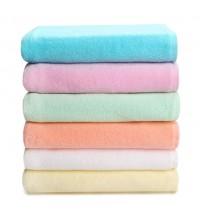 """Candy Colors Cotton Bath Towel 28""""x55"""" 300G"""