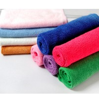 "12""x12"" Microfiber Cleaning Towels  300GSM"