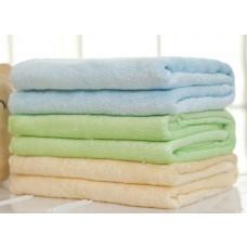 """Bamboo Fiber Solid Bath Towels Healthy Soft 28""""x 55"""""""