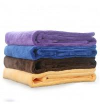 Soft Thick Microfiber Towel Hair Drying Salon Towel